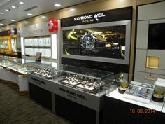 Majesty Jewelers - St. Marteen Manufacture & Design of Store Fixtures by Artco Group