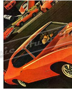 1969 PONTIAC GTO THE JUDGE A3 POSTER AD ADVERT ADVERTISEMENT SALES BROCHURE