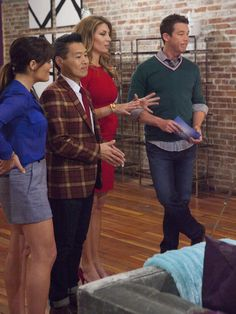 Go behind the scenes and see what HGTV Star judges really thought of last night's designs. (http://blog.hgtv.com/HGTVersus/2013/06/17/episode-two-behind-the-scenes-dish/?soc=Pinterest)
