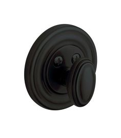 View the Baldwin 8231190PAT Satin Black Traditional Patio One-Sided Deadbolt at Build.com.