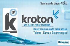 """Campanha DIA """"K"""" Kroton -  Foi um sucesso! Campanha feita para a empresa Resource."""