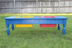DIY Upcycle Sand and Water Table Tutorial