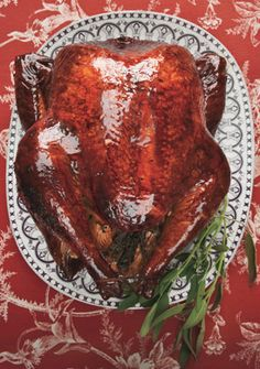 Mine has looked just like this the last 5 years. Go to a brewing supply store to get the malt syrup. Using the oven roasting bags to brine the turkey in is Brilliant! then it fits right back in the fridge on a tray. Way better than any fried turkey.