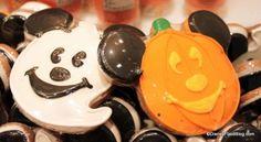 Halloween Sugar Cookies at Disney World
