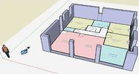Unlogiciel plan maison c'est impec pour penser son projet de construction ou d'aménagement maison. On peut faire les plans de sa maison, projeter son ameublement et voir samaison en 3D... Avec un logiciel plan maison c'est vous l'architecte eten plus c'est gratuit !