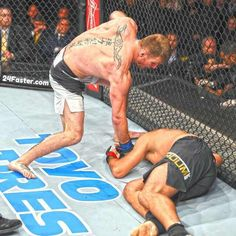 UFC 198 Results: Stipe Miocic def. Fabricio Werdum via Knockout Punch to become the  UFC heavyweight champion