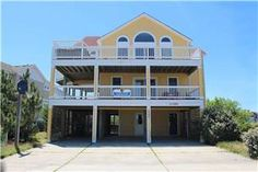 Laughing Duck Outer Banks Rentals   Villages at Ocean Hill - Oceanside OBX Vacation Rentals