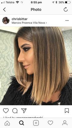 Colour Love Hair, Great Hair, Ombre Hair, Balayage Hair, Hair Color And Cut, Pretty Hairstyles, Hair Looks, Dyed Hair, Hair Inspiration