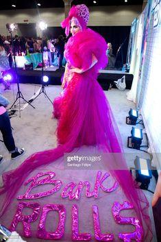 News Photo : Alyssa Edwards attends the Annual RuPaul's. Races Fashion, Fashion Art, Fashion Show, Burning Man, Coachella, Rupauls Drag Race Funny, Princess Inspired Outfits, Alyssa Edwards, Rave