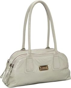 Latico Leathers Louise Shoulder Bag Stone - via eBags.com! The Baggery af24786fe54b1