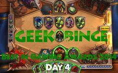 Geek Binge's 2014 Tortellini Gaming Awards: Day 4 Winners