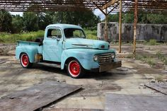 1950 Ford shop truck FOR SALE - I like the front bumper.
