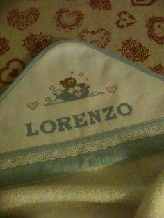 L'accappatoio di Lorenzo