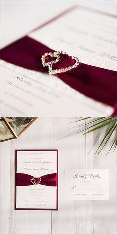 Elegant Mint Tree With Heart Laser Cut Wedding Invitations SWWS010