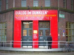 Dialog im Dunkeln Hamburg Speicherstadt http://www.stadtfuehrer-reisefuehrer-hamburg.de