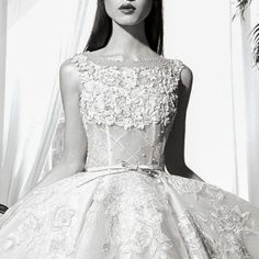To celebrate its 10 years in bridal haute couture, YolanCris presents its most exclusive collection to date, a breathtaking capsule collection of Most Beautiful Wedding Dresses, 2016 Wedding Dresses, Beautiful Gowns, Bridal Dresses, Wedding Gowns, Dresses 2016, Tulle Wedding, Bridal Lace, Wedding Cakes