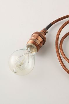 Edison Bulb, Round - Anthropologie.com