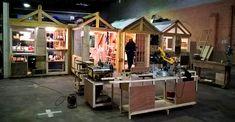 La Fabrique d'architecture(s) Bricolée - Les Saprophytes Carpeaux, Loft, Architecture, Bed, Furniture, Home Decor, Art, Arquitetura, Decoration Home