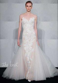 Mark Zunino for Kleinfeld 65 Mermaid Wedding Dress