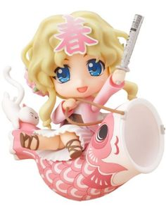 Weather Tips Haru-chan Nendoroid Haru-chan (ABS & PVC painted figures moving)