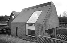 Situated in the foothills of the Campsie Fells and Kilpatrick Hills and close to the rural town of Strathblane in Central Scotland the new building was made as an annex to an existing and tradition...