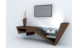 Wall system by furniture design 2012 via Behance Tv Unit Furniture Design, System Furniture, Tv Unit Design, Tv Wall Design, Home Decor Furniture, Furniture Online, Wooden Furniture, Tv Unit Decor, Tv Wall Decor