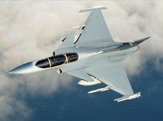Gripen NG demo - foto Gripen International