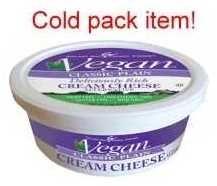 Vegan Cheese And Dairy Alternatives Go Veggie Classic Plain Cream Cheese Alternative Cheese Alternatives Vegan Cheese Go Veggie