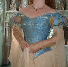 medieval wedding dress wedding dressses, costumes, rossetti costum, blue, bridal gown, gowns, renaiss dress, medieval wedding, snow white