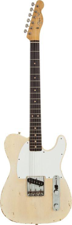 1962 Fender Esquire Blonde