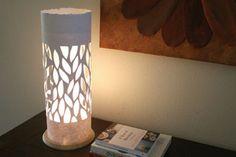 Cómo hacer una lámpara casera: - Taringa!
