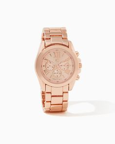 charming charlie   Clocking In Chronograph Watch   UPC: 400000053882…