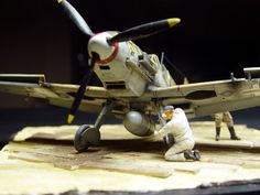 BF 109 E4 Trop, Tamiya 1/48 | Plastic Models World