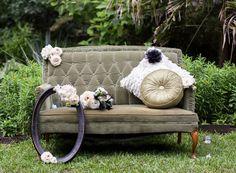 Flowers/frame/lounge