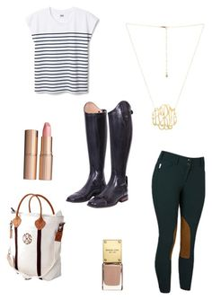 """""""Back to School"""" by stylemyride on Polyvore featuring Charlotte Tilbury"""