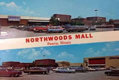 Northwood Mall, Peoria, IL. Thousands of hours spent here :D