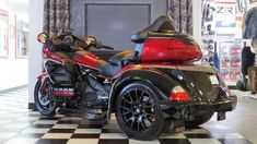 2015 40th Anniversary Gold Wing Trike