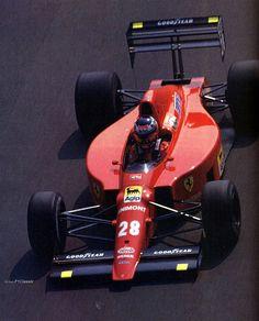 luimartins: 1989 Gerhard Berger Ferrari Monza