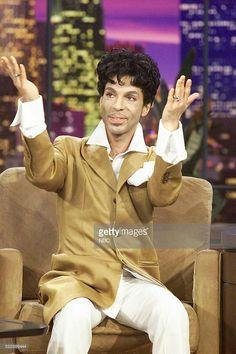 Prince - Jay Leno Show 2004