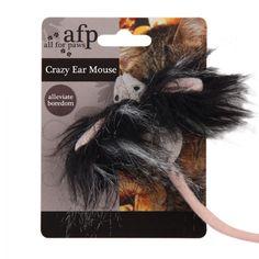 Crazy Ear Mouse - Rato Orelhudo - AFP - Gatices