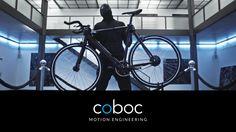Coboc - Electric Night Ride. Eines der leichtesten und schönsten eBikes. Gestohlen aus dem Museum. Sicherheitskräfte machtlos. Ride electric, ride different. #eBike
