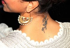 Is #DeepikaPadukone changing her RK Tattoo to RS