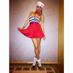 Pin for Later: Go Back to Basics With These 21 Classic Halloween Costumes Sailor
