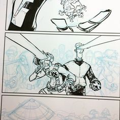 90's And Quitely Cyclops. #giantsizelittlemarvel #secretwars