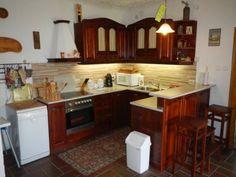 berkiporta7 Kitchen Island, Kitchen Cabinets, Table, Furniture, Home Decor, Island Kitchen, Decoration Home, Room Decor, Cabinets