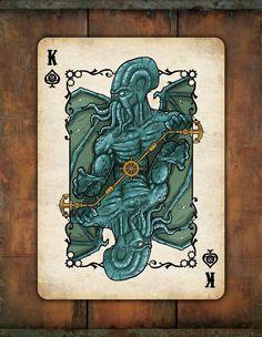 steampunk cthulhu | Found on kickstarter.com