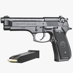 Beretta M92 FS Shooting Guns, Shooting Range, Weapons Guns, Guns And Ammo, Barrett M82, Glock 19 Gen 4, Combat Helmet, Beretta 92, Assault Rifle