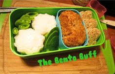 Today's bento isn't made with my favorite Gardein product, much to my sadness. If you remember way back in the early days of this blog, I used the Gardein Vegan Stuffed Turk'y for bentos. This time...