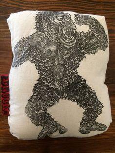 Cyclops Gorilla Pillow