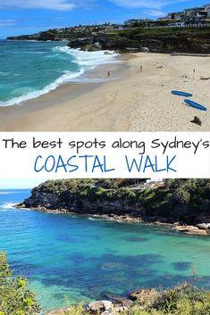 The best spots along Sydney's scenic Coastal Walk- including Bondi Beach and THAT infinity pool!